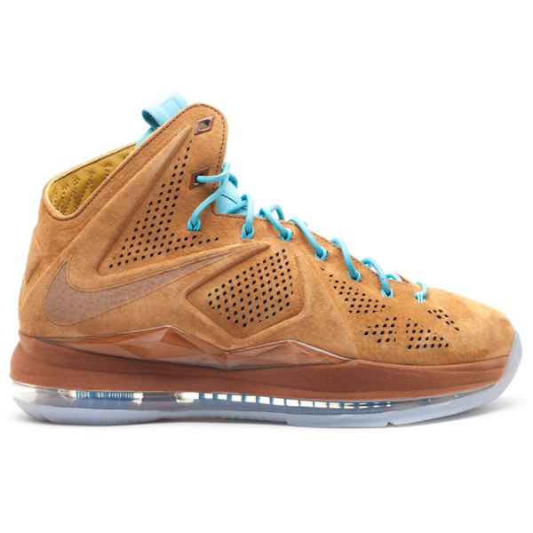 "Nike Lebron ""Brown Suede"" EXT"