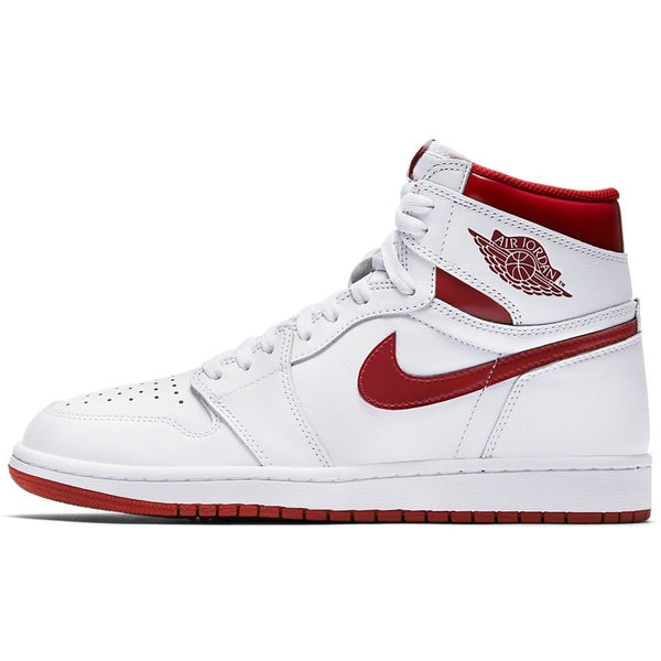 "2017 Nike Air Jordan 1 High OG ""Metallic Red"" (555088-103)"