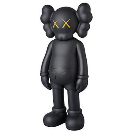 KAWS COMPANION FULL BODY 'BLACK'