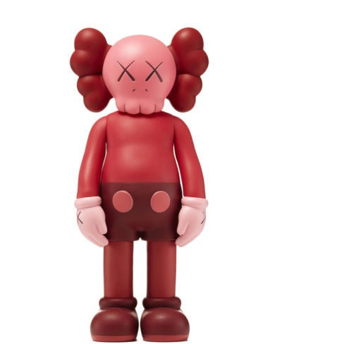 "KAWS COMPANION BLUSH RED ""REGULAR"""
