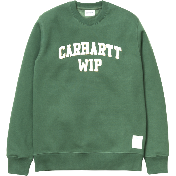 "Carhartt WIP Sporty ""GREEN"" Sweatshirt"