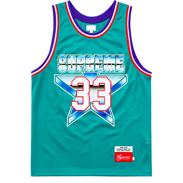 Supreme All Star Basketball Jersey
