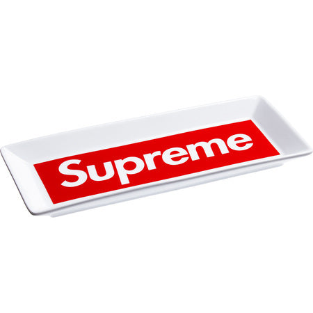 SUPREME BOX LOGO CERAMIC ASHTRAY