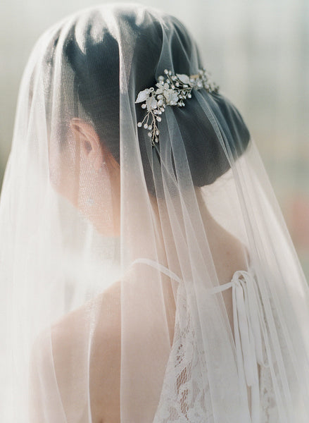 Evy's Veil from the back