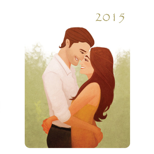 Save the Date Hug