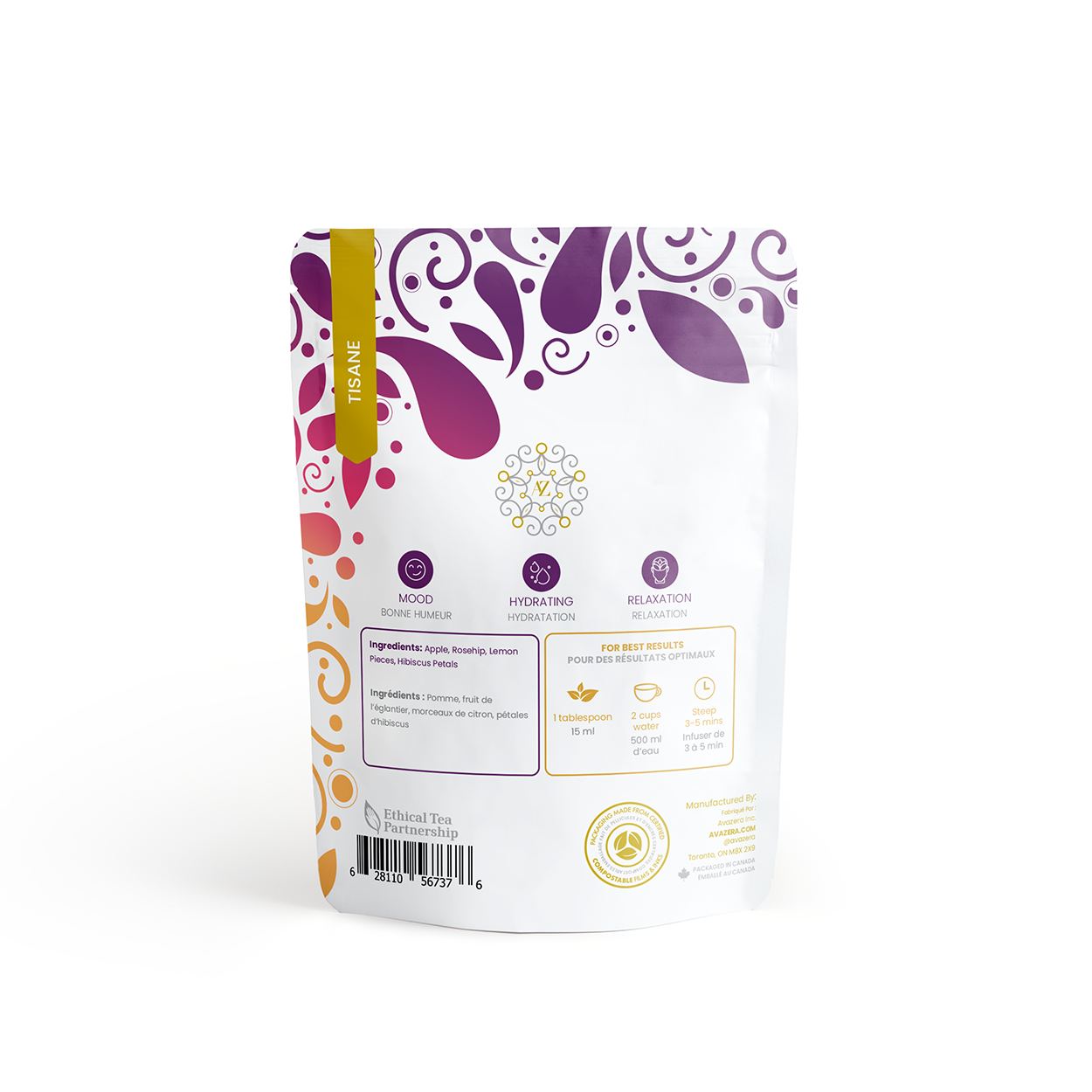 Avazera Happy Tea 55g