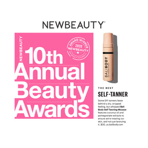 Ultra Dark Wins Best Self Tanner