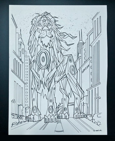 Galactic Celebration Pencils