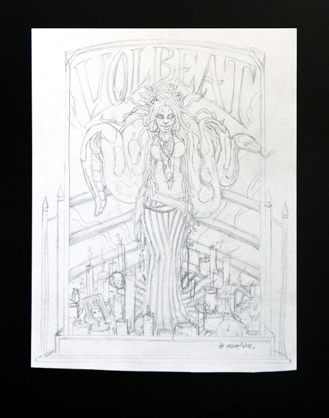 Voodoo Pencils