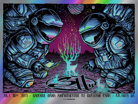 311 Boston Iridescent