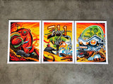 311 DAY Fine Art Print Set