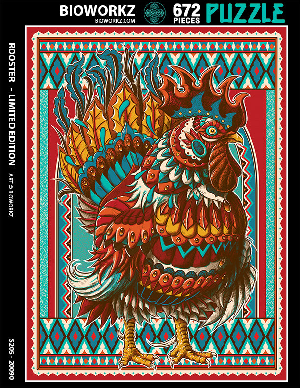Rooster - Limited Edition