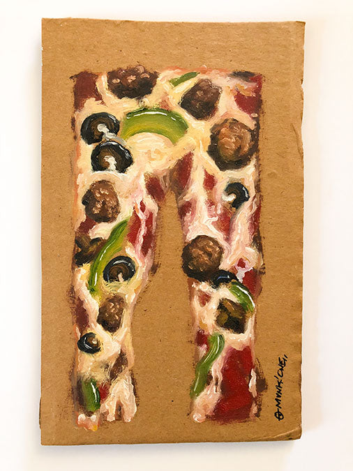 Pizza Pants study