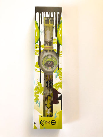 Blink-182 x Munk One Watch Blue