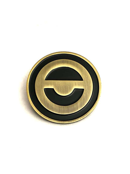Munk One Icon Pin