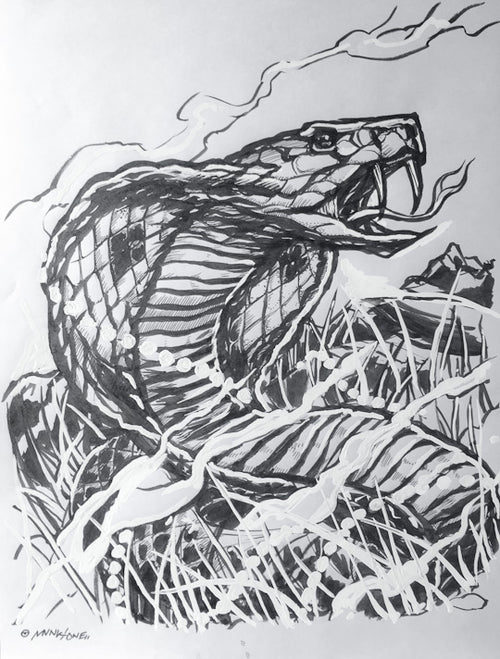 Mongoose & Snake Inks