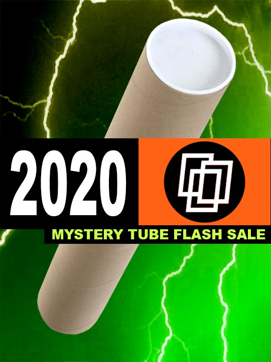 Flash Mystery Tube 2020 Round 2