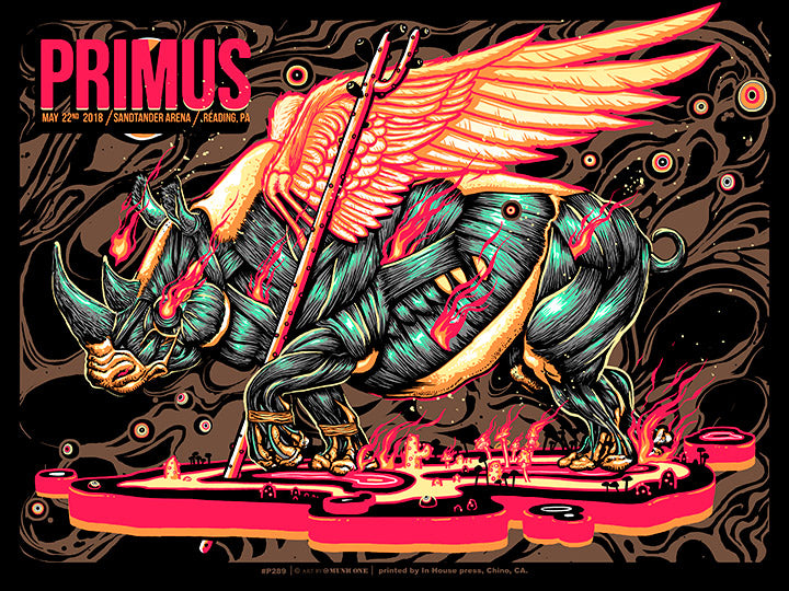 Primus Reading Show Edition