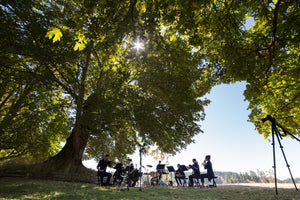 Chamber Music in the Great Outdoors