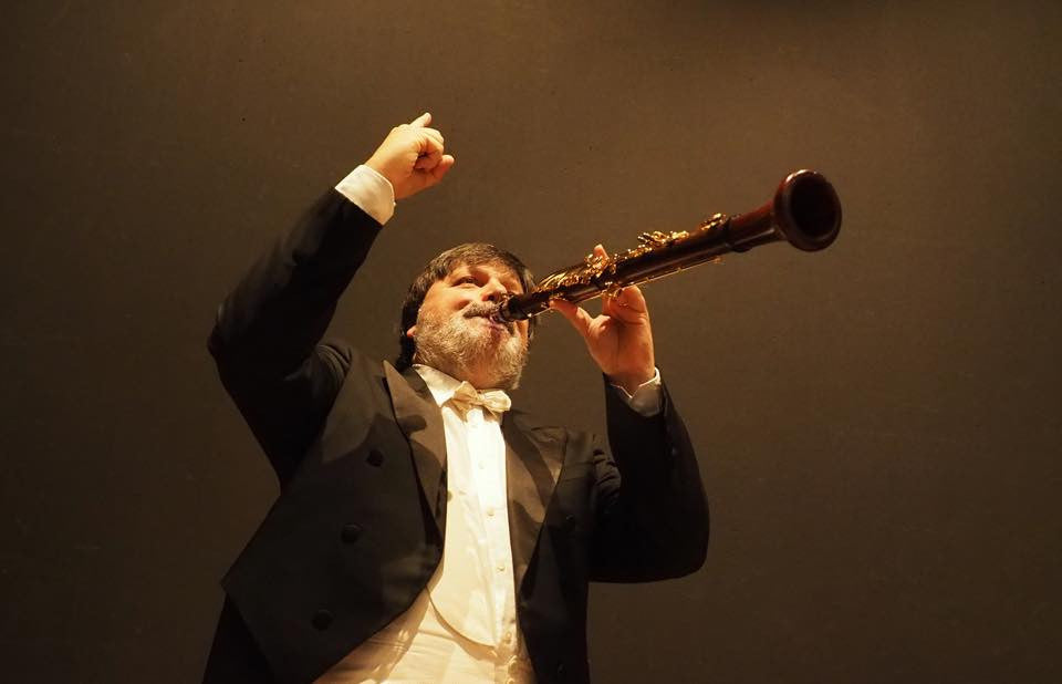 Corrado Giuffredi and the New Italian Clarinet School