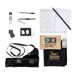 Backun Wood Care Kit