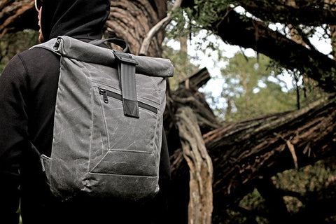 Drive Rolltop Backpack by Modern Industry