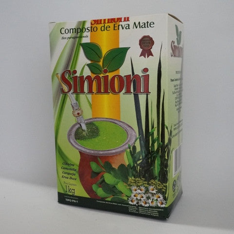 Erva-Mate Simioni Composta 1kg