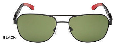 1dcf05d19c Tumi Traverso Vasco Black Carbon Fiber Polarized Sunglasses 56 17 ...