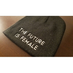 Future is Female Beanie