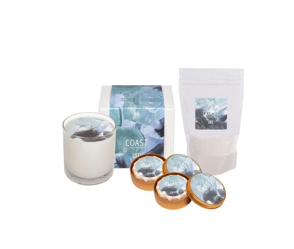 LIFT Bath + Spa Product Collection