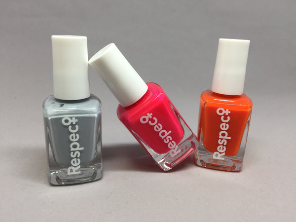 Respec♀ Nail Polishes