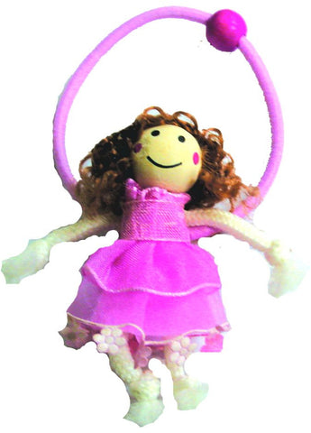 Party Dress Doll Pony Elastics