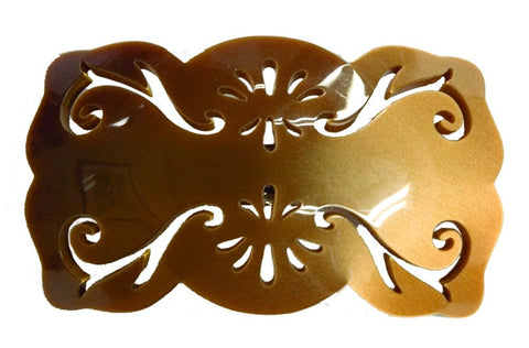 Laser Cut Barrette