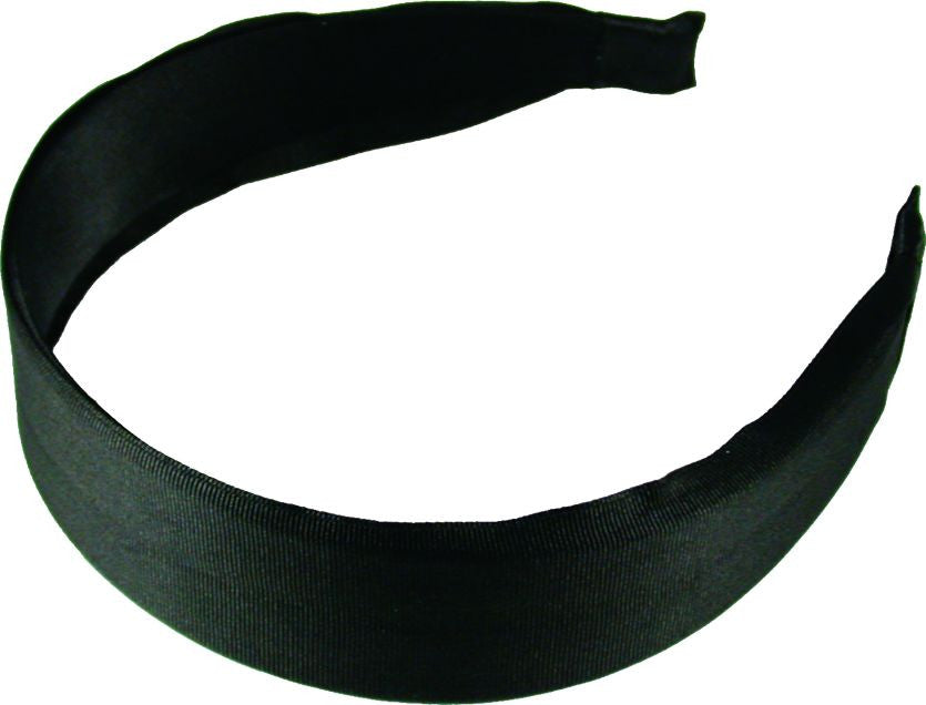 Ribbon Headband - Black