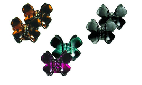 Butterfly Clawettes - Black