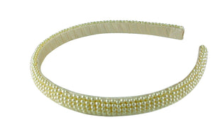 Tiny Pearls Headband