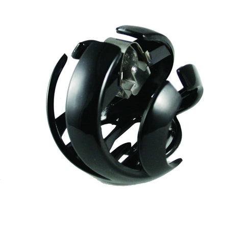 Click Lock French Twist Claw-Black