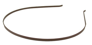 Super Thin Headband-Brown