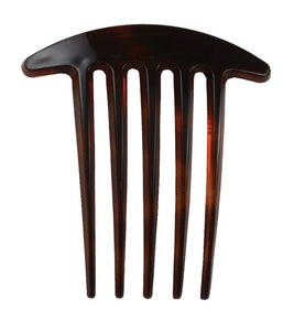 "Deep Teeth Comb 3""-Tort"