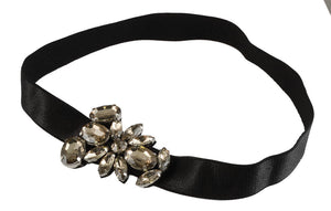 Smokey Gems Headband-Black