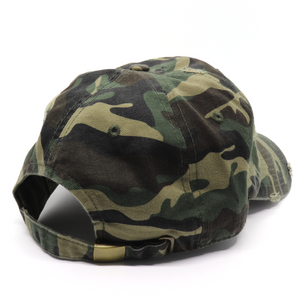 Vintage Camo New York State Hat