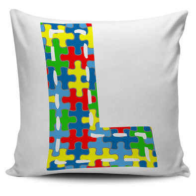 LOVE Autism - Pillow Covers
