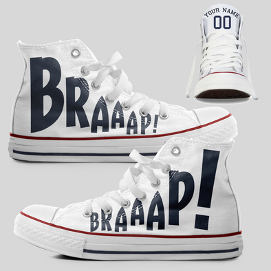 38b3bef401111f Braaap! Custom CONVERSE CHUCK TAYLOR ALL STAR HIGH TOP – Shop With Cre