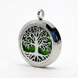 Tree of Life Oil Diffuser Necklace