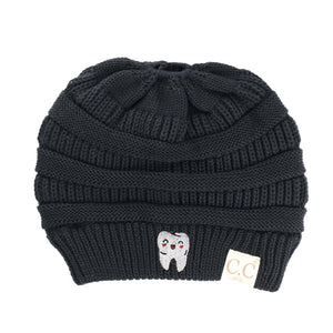 Happy Tooth Classic CC Beanie Tail