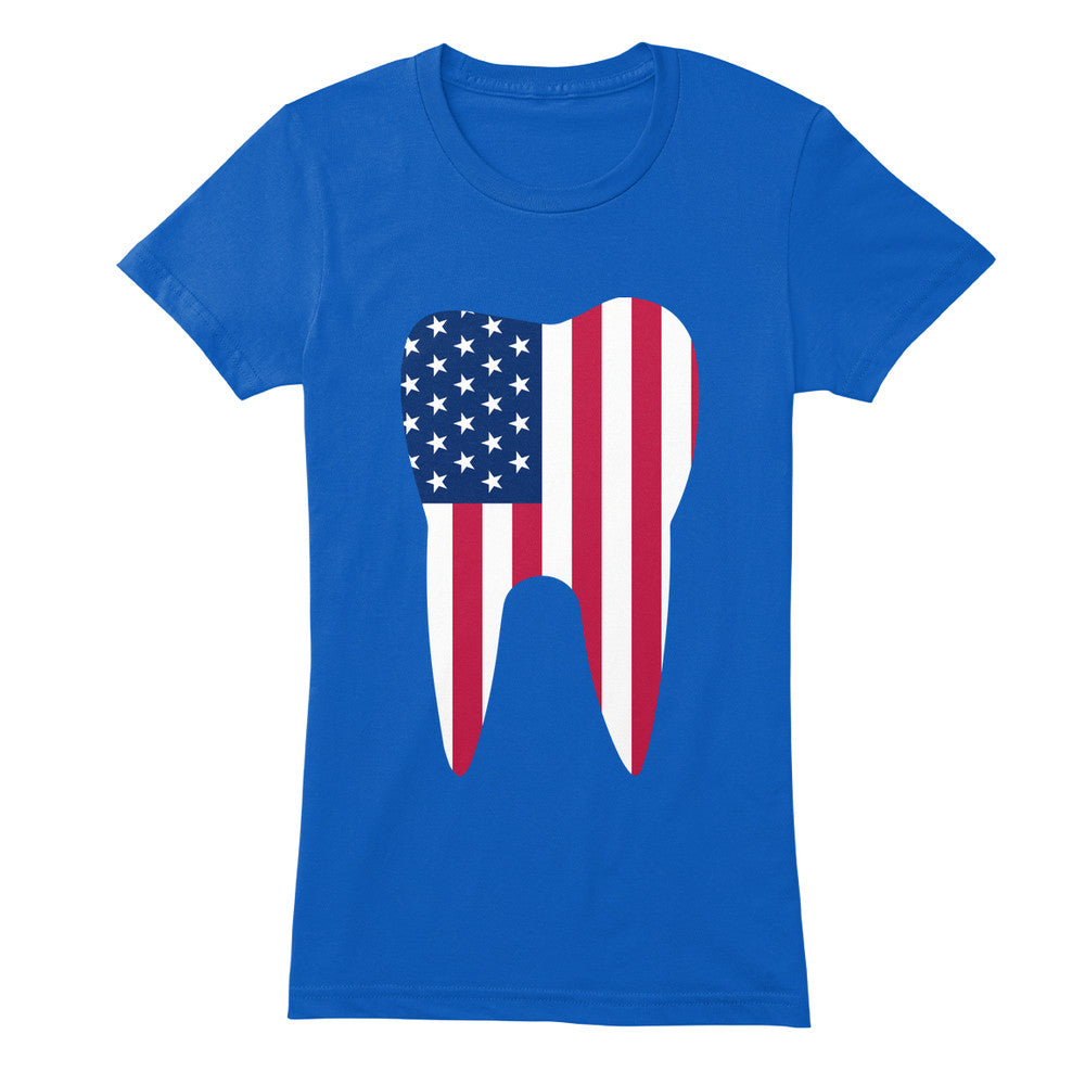 Tooth Flag