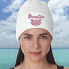 Lotus Flower - Breathe Yoga Beanie