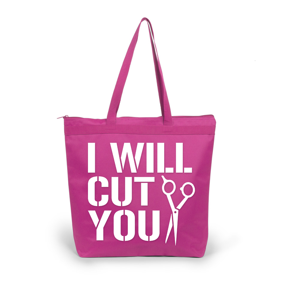 I WIll Cut You ~ Tote