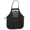 Beware Real Italian Cooking Apron