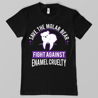 Save The Molar Bear